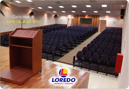 Proyectos Especiales | Loredo Muebles