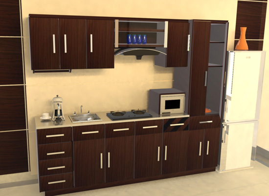 Cocina africa loredo muebles for Muebles africa