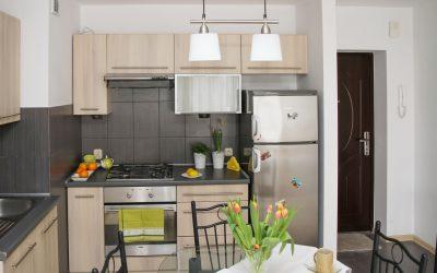 4 ideas para maximizar el espacio de una cocina pequeña
