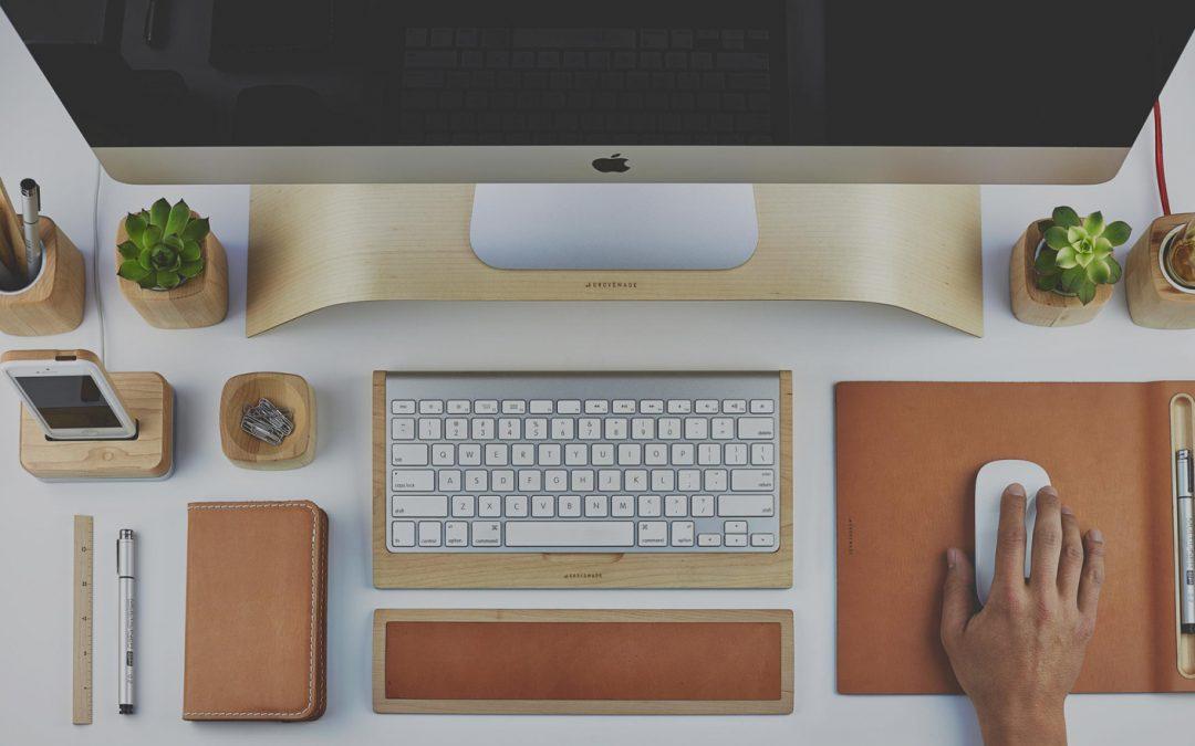 Consejos para ordenar tu escritorio