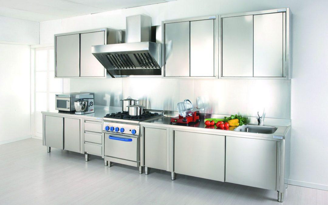 7 ventajas para preferir en la cocina el acero inoxidable Articulos de cocina de acero inoxidable