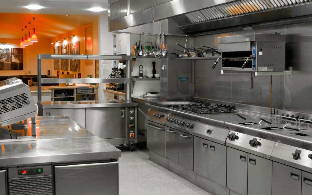 Principales elementos de las cocinas industriales loredo for Cocinas industriale