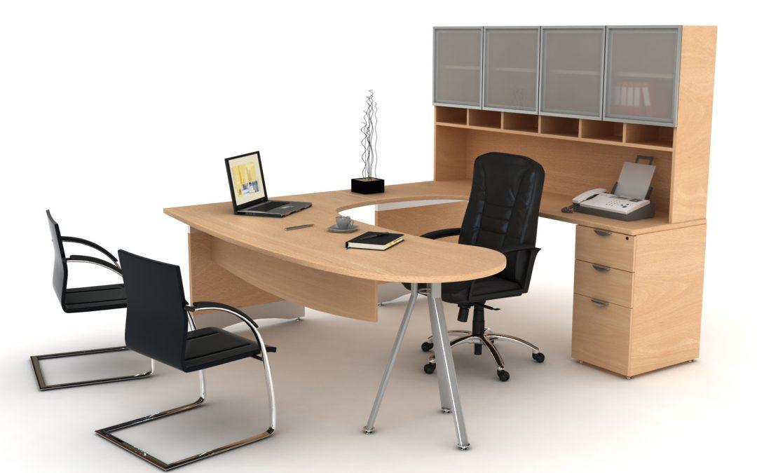 Aprende a escoger los muebles indicados para tu oficina