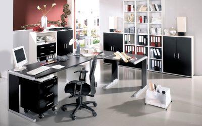 Elementos esenciales para armar tu oficina