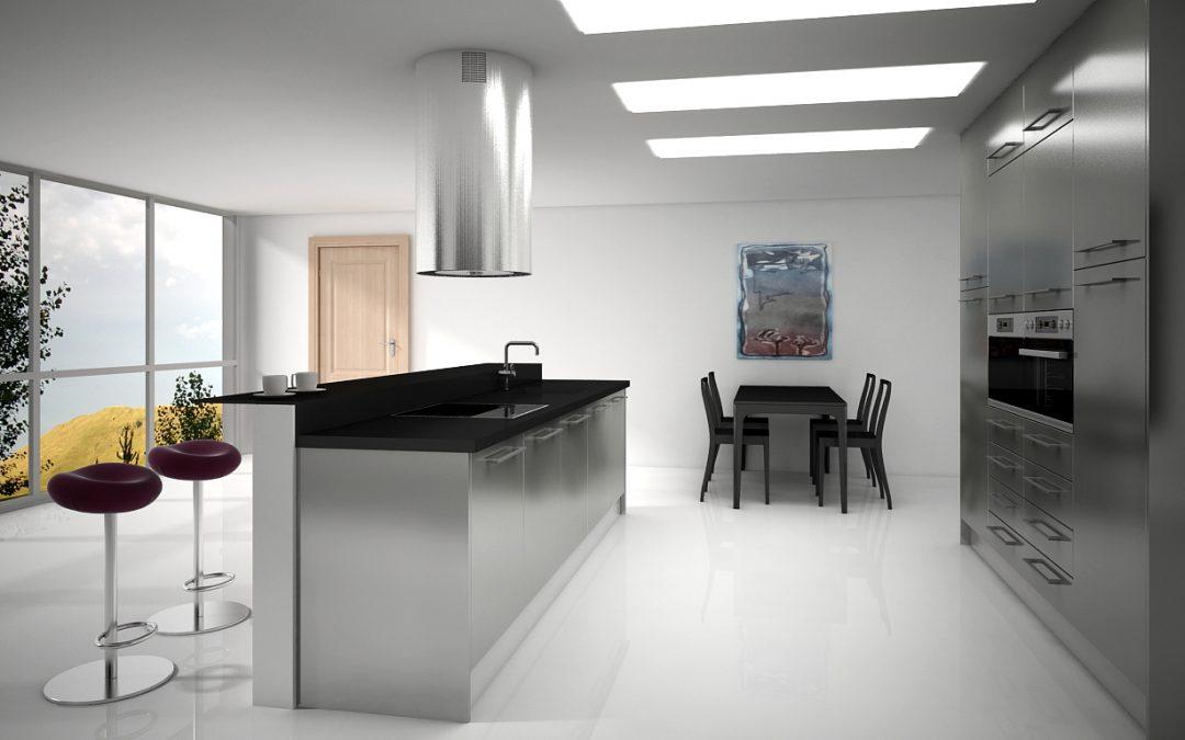 Ventajas del uso de muebles en acero inoxidable