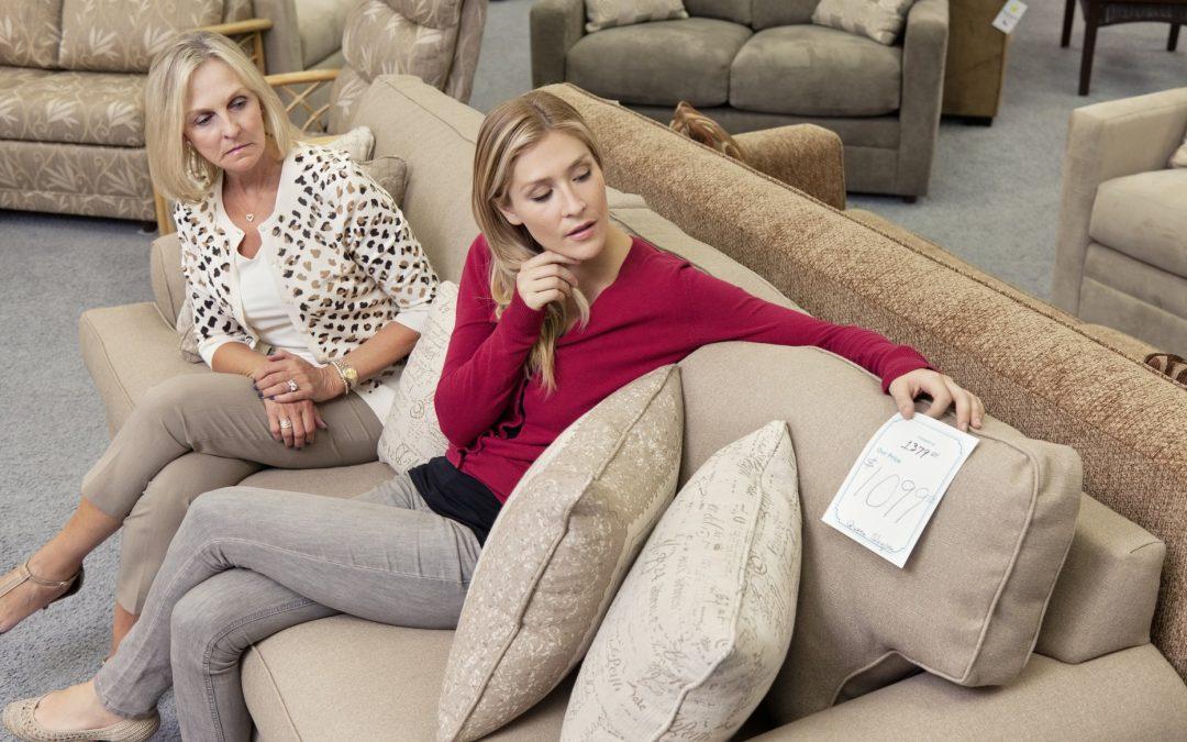 Consejos para comprar muebles