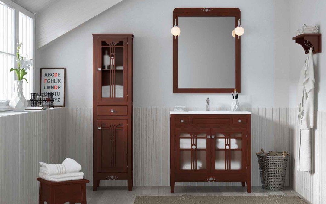Material para muebles de baño: ventajas e inconvenientes