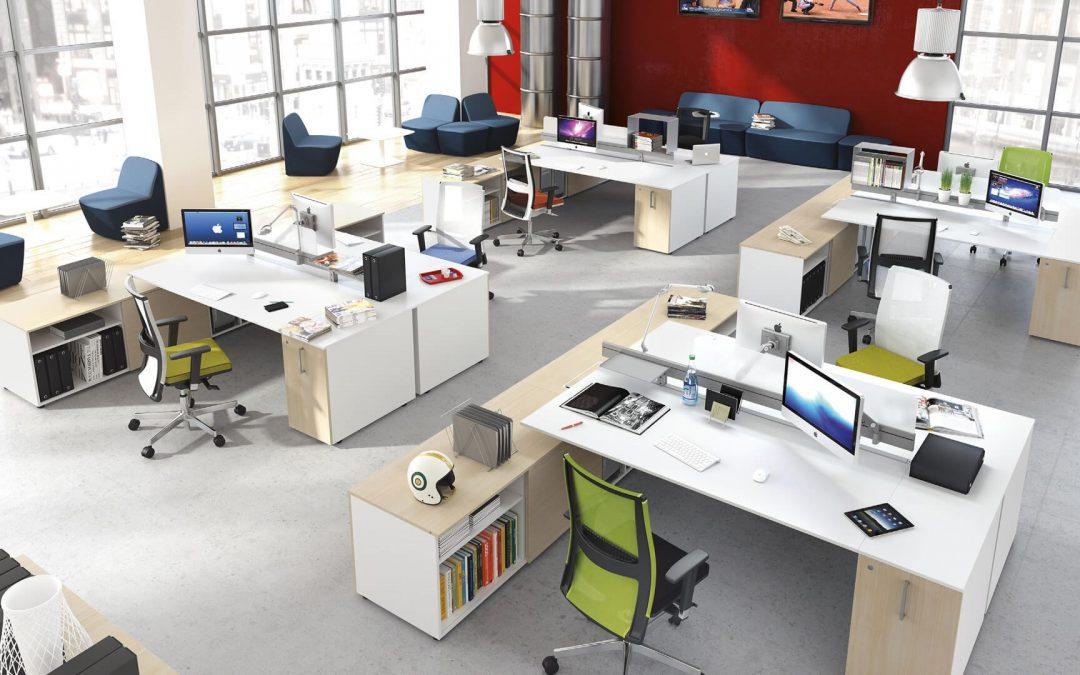 La importancia de comprar buenos muebles de oficina