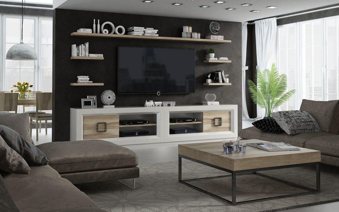Ideas para elegir bien el mueble para la televisión