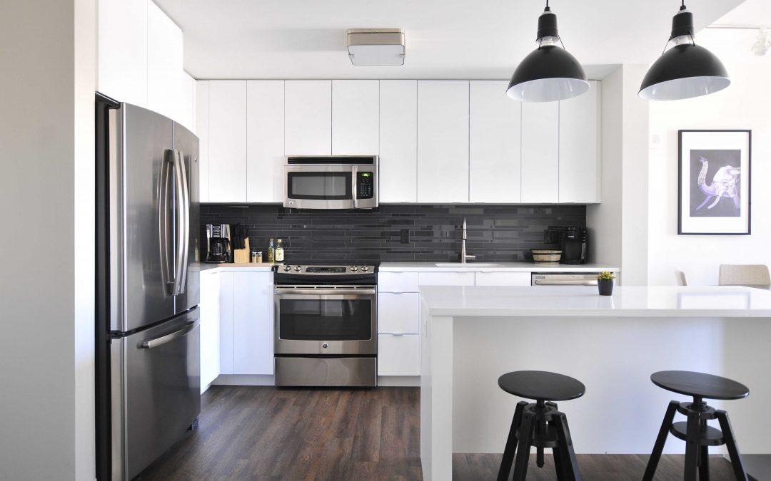 Las cinco ventajas de tener una cocina de concepto abierto