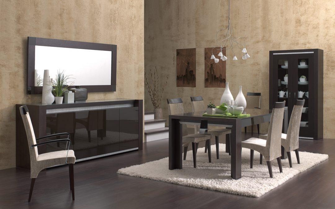 Ventajas e inconvenientes de los muebles oscuros