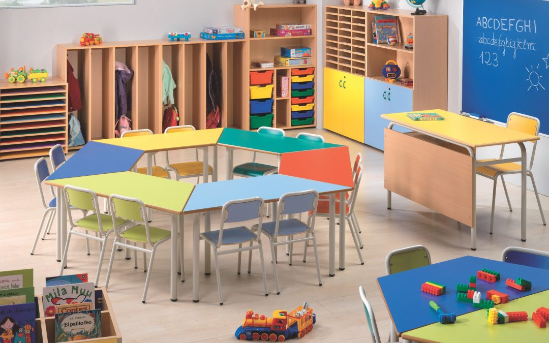 Importancia Del Adecuado Mobiliario Escolar Loredo Muebles
